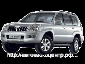 Авточехлы Toyota Land Cruiser Prado 120 2002-2009