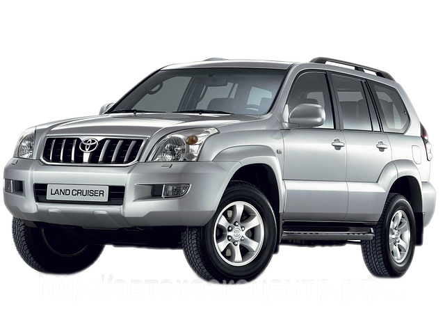 Авточехлы Toyota Land Cruiser Prado 120 (2002-2009)