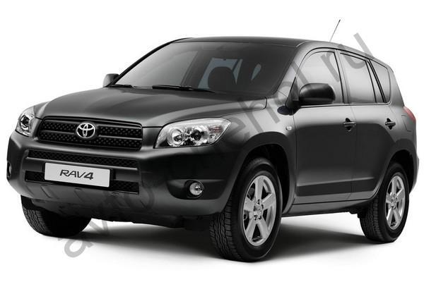 Коврики Toyota Rav-4 2005-2013