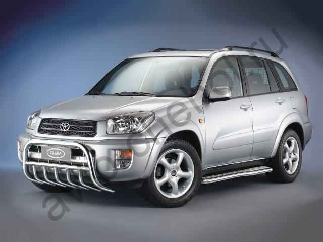 Коврики Toyota Rav-4 2000-2006