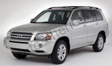 Кузов - Авточехлы Toyota Highlander I 2001-2007