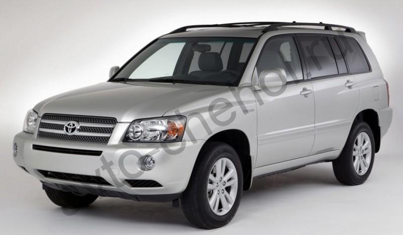 Коврики Toyota Highlander I 2001-2007