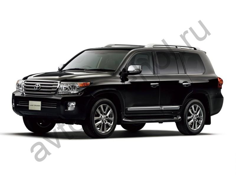 Авточехлы Toyota  Land Cruiser 200 (2007-2015)