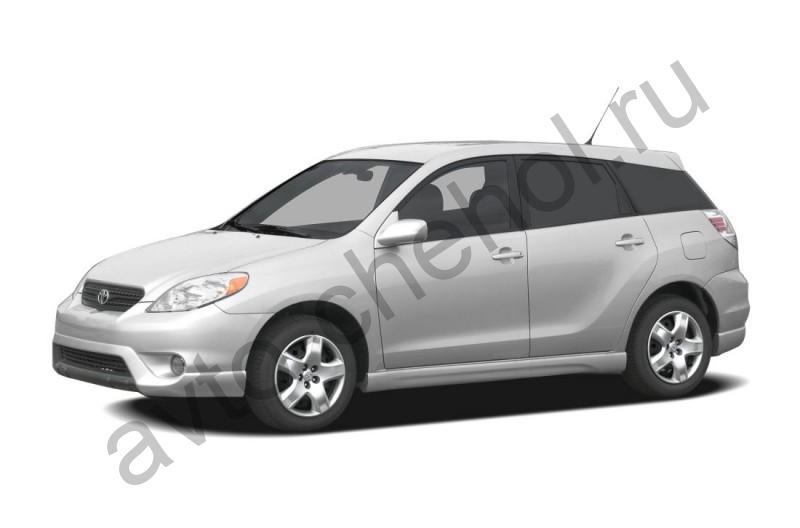 Авточехлы Toyota Matrix / Pontiac Vibe I E130 (2002-2008)