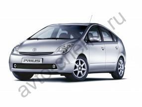 Авточехлы Toyota Prius 2003-2009