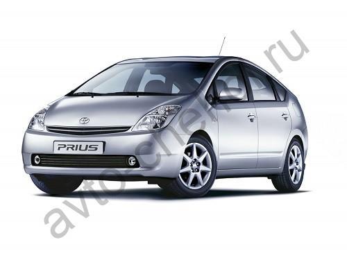 Коврики Toyota Prius 2003-2009