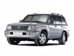 Коврики Toyota  Land Cruiser 100 1998-2007
