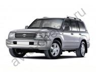 Коврики Toyota  Land Cruiser 100 1998-2007