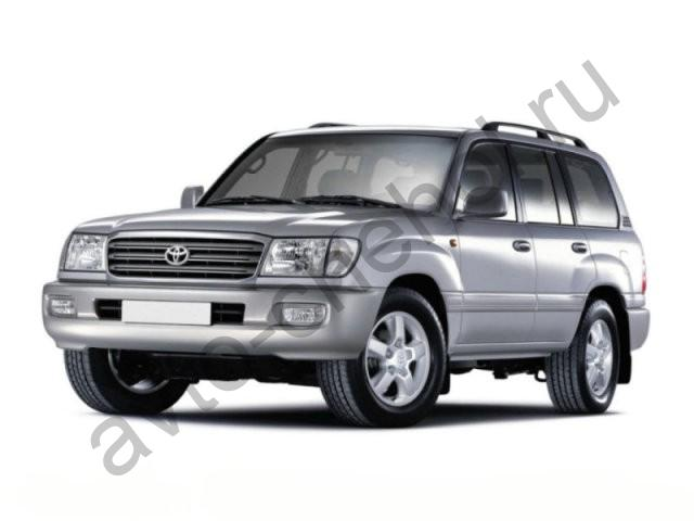 Авточехлы Toyota  Land Cruiser 100 (1998-2007)