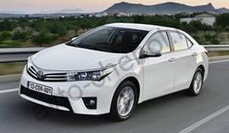 Коврики Toyota Corolla E160-170 sedan 2013+