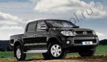 Кузов - Коврики Toyota Hilux VII 2006-2015