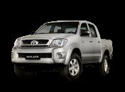 Кузов - Авточехлы Toyota Hilux VII 2006-2015