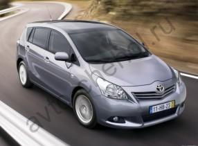 Авточехлы Toyota Verso I 7мест 2009–2013