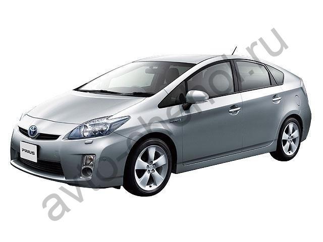Коврики Toyota Prius 2009+