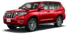 Кузов - Авточехлы Toyota Land Cruiser Prado 150 рестайлинг 2 (2017-2021)