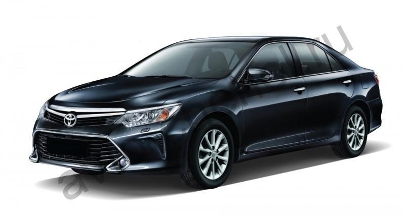 Авточехлы Toyota Camry XV50 (2011-2018)