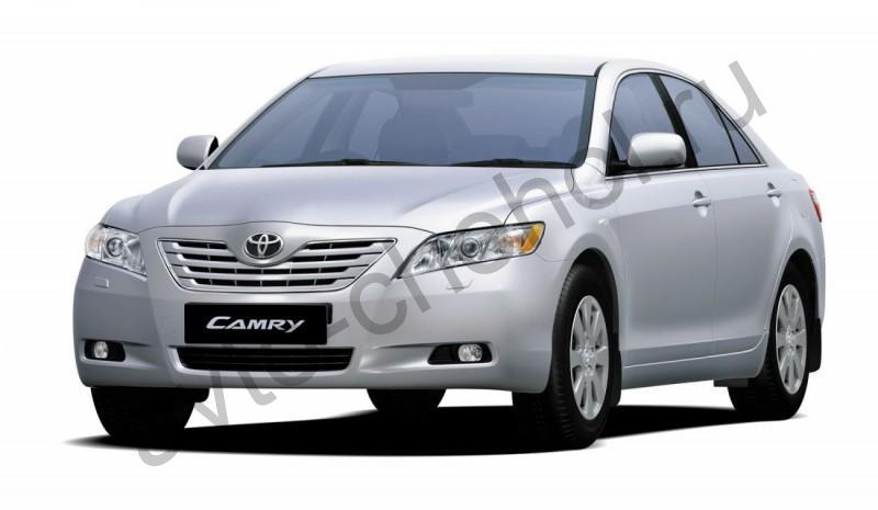 Авточехлы Toyota Camry XV40 (2006-2011)