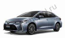 Кузов - Авточехлы Toyota Corolla E210 (2018-2021)