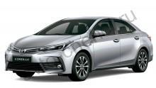 Кузов - Авточехлы Toyota Corolla E160-E170 (2012-2018)