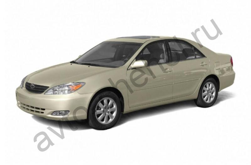 Авточехлы Toyota Camry XV30 (2001-2006)