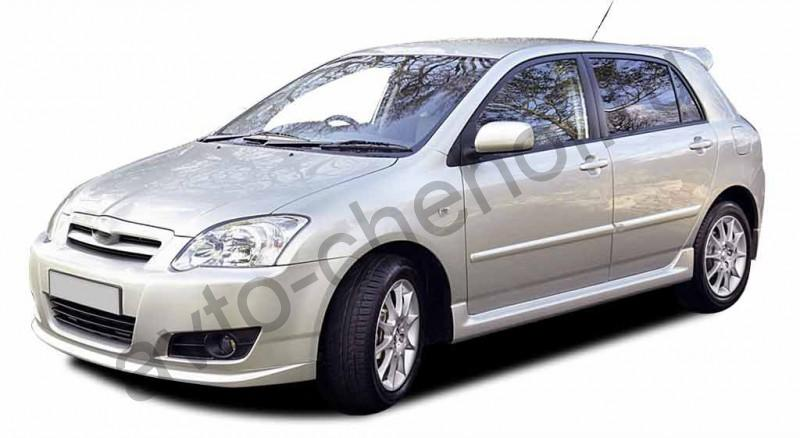 Авточехлы Toyota Corolla E120-Е130 хэтчбек (2000-2007)