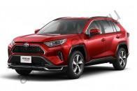 Кузов - Авточехлы Toyota RAV-4 V (XA50) 2018+