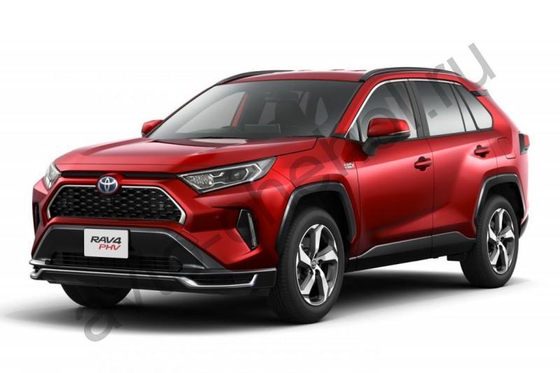 Авточехлы Toyota RAV-4 V (2018-2021)