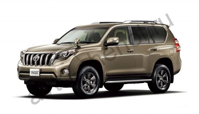 Авточехлы Toyota Land Cruiser Prado 150 (2009-2017)