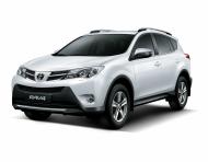 Авточехлы Toyota RAV-4 2013+