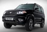 Автомобильные чехлы УАЗ Патриот рестайлинг с 2014+