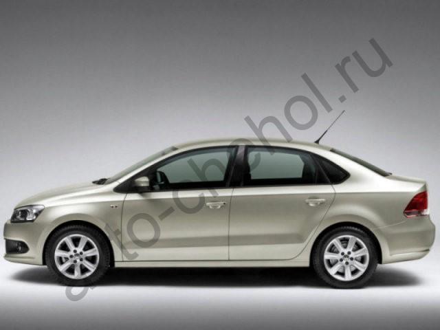 Коврики VOLKSWAGEN Polo Sedan 2010+