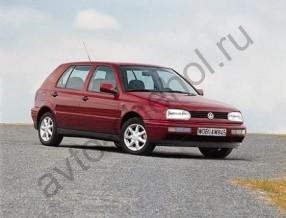 Авточехлы VOLKSWAGEN Golf-3 1991-1999