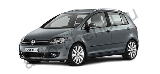 Авточехлы VOLKSWAGEN Golf Plus  2009+