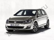 Кузов - Авточехлы Volkswagen Golf-7 2013+