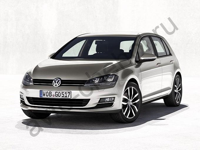 Коврики Volkswagen Golf-7 2013+