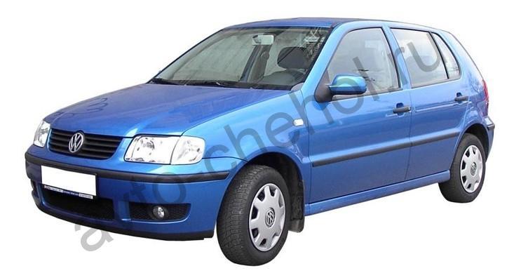 Авточехлы VOLKSWAGEN Polo хэтчбек 1994-2002
