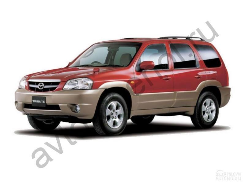 Авточехлы Mazda Tribute I (2000-2007)