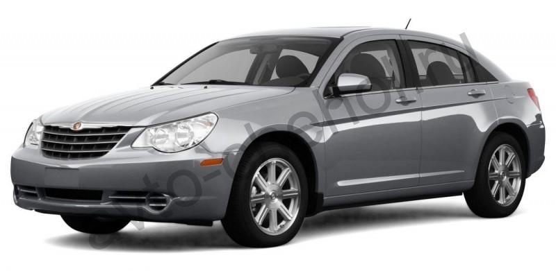 Авточехлы Chrysler Sebring III (2006-2010)