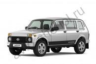 Кузов - Авточехлы Lada Niva Urban 5D (2020-2021)
