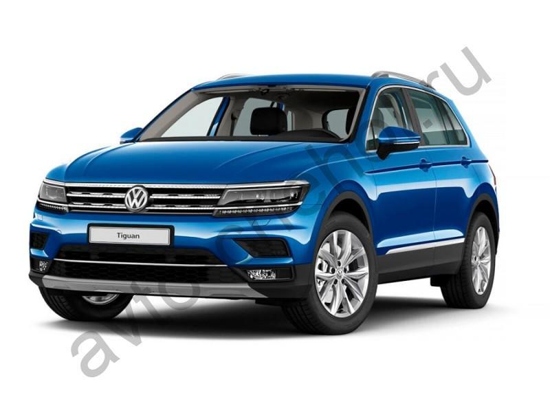 Авточехлы Volkswagen Tiguan II (2016-2021)
