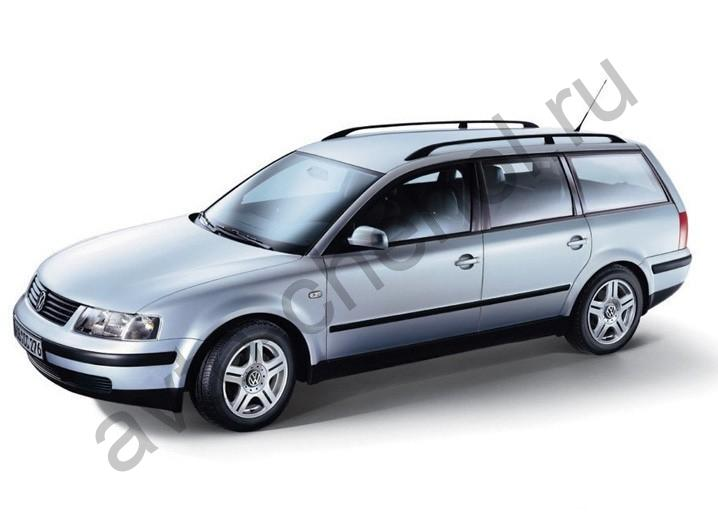Авточехлы Volkswagen Passat В5 универсал (1996-2005)