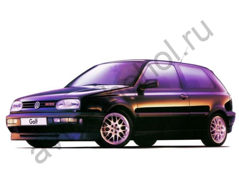 Авточехлы VOLKSWAGEN Golf-3 1991-1999
