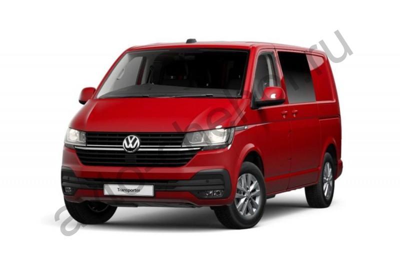 Авточехлы Volkswagen T-6 Multivan 7 мест (2015-2021)