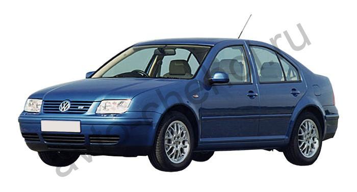 Авточехлы Volkswagen Bora (1998-2005)