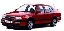 Кузов - Авточехлы Volkswagen Vento (1991-1998)