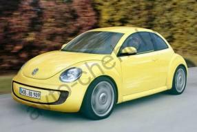 Авточехлы VW Beetle (